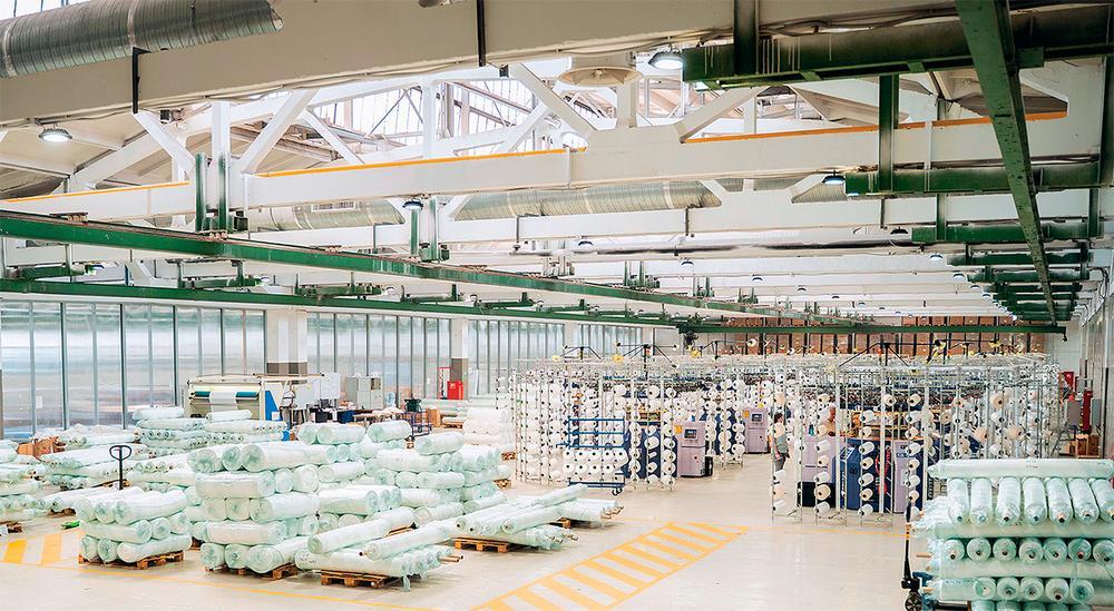 завод синтетического трикотажа